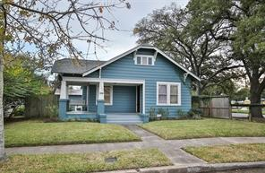 1142 Dunbar, Houston, TX, 77009