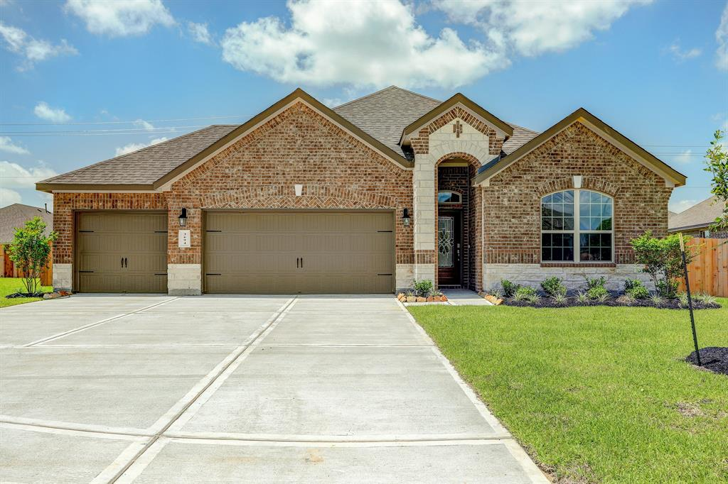 New DR Horton Homes in Pearland, TX: Bakers Landing
