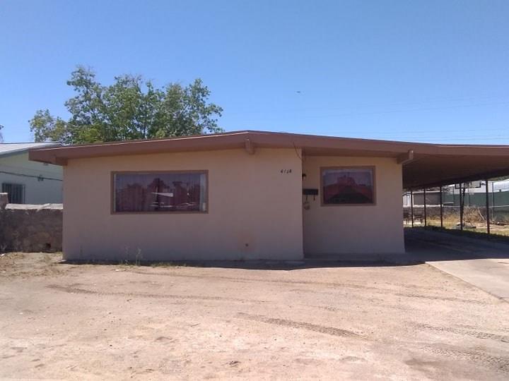 6108 Simpia Drive, El Paso, TX 79905