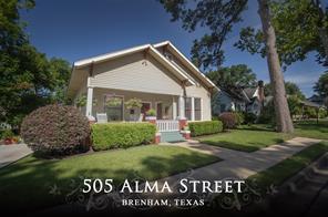 505 Alma, Brenham, TX, 77833