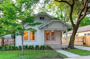 1135 Jerome Street, Houston, TX 77009
