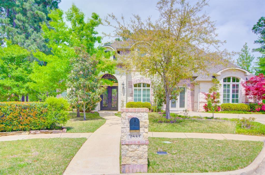 2533 Timberlake Circle, Tyler, TX 75703