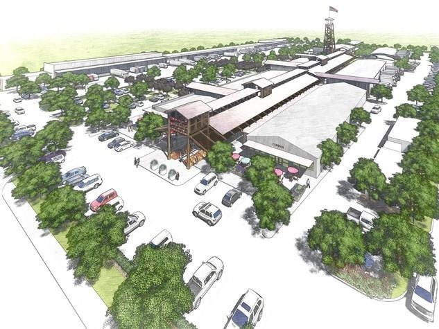 Per the seller, the nearby Airline Market re-development is in process and will be a great addition to the neighborhood.
