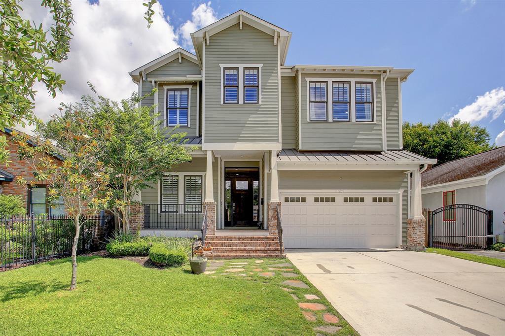 531 Merrill Street, Houston, TX 77009