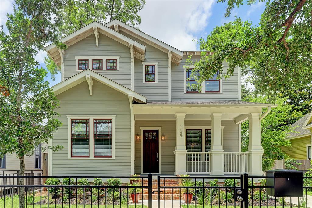 1027 Arlington Street, Houston, TX 77008