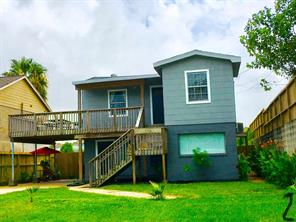 2219 72nd Street, Galveston, TX 77551