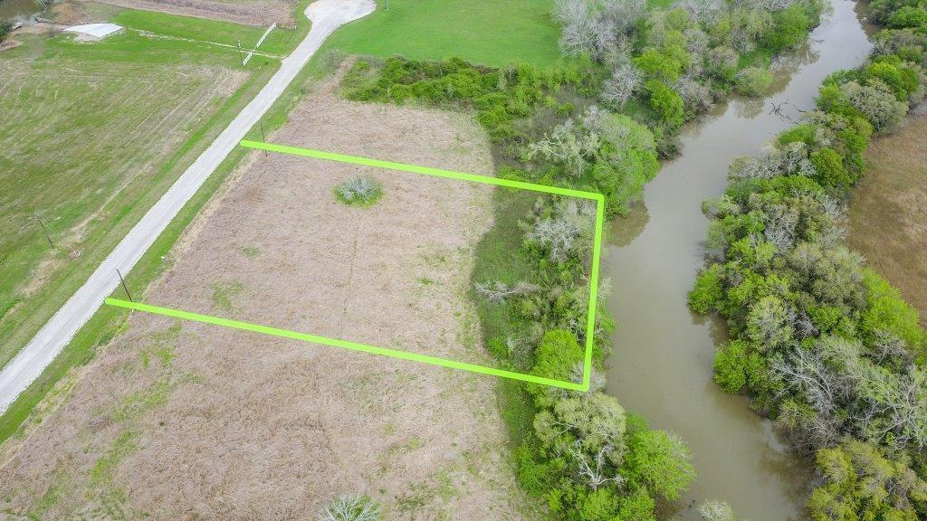 BLK 2 LOT 14 TANGLEWOOD Drive, Blessing, TX 77419
