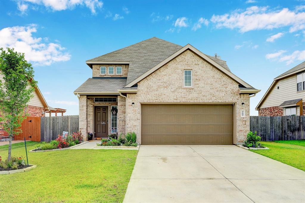 9602 Yellow Rose Drive, Texas City, TX 77591