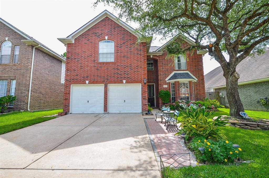 This 2-Story GEM is conveniently located between Hwy 290, I-10, Beltway 8, Shopping, Restaurants and Grocery Stores and has 4 Bedrooms, 2.5 Baths and move-in READY! The kitchen is centrally located and open to the Family Room. Master Bedroom is on the first floor with large master bath with separate tub & shower and double vanity. The Game Room is open to below, Three bedrooms upstairs along with the secondary bathroom with double sinks. Solar Screens on the back windows, Water Softener, Attic Door Cover, Newly painted throughout, recent carpet in Master Bedroom, Stainless Steal appliances in the kitchen and much more! Come see this GEM!!