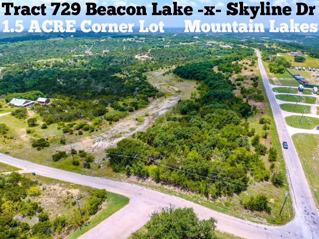 Tract 729 Beacon Lake Drive, Bluff Dale, TX 76433