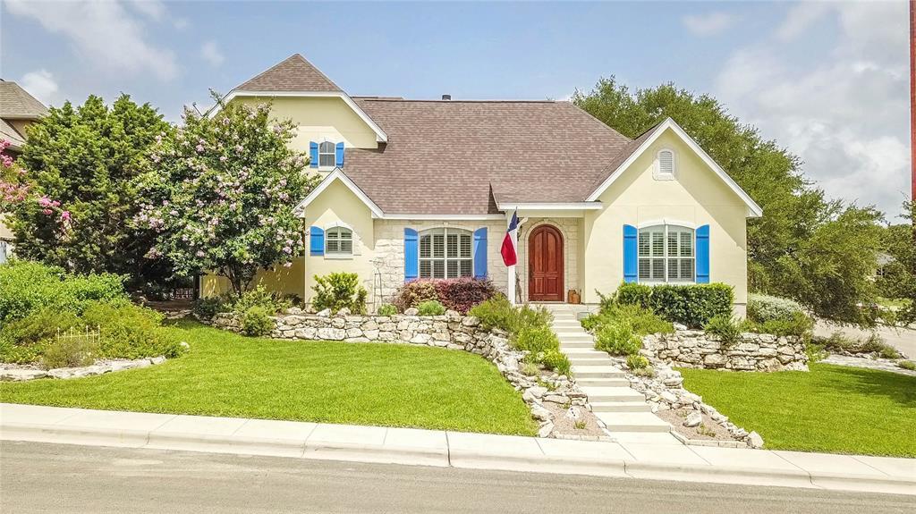 443 E Tanglewood Drive, New Braunfels, TX 78130