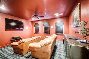 Need some get-away time? No problem in your own theater room!