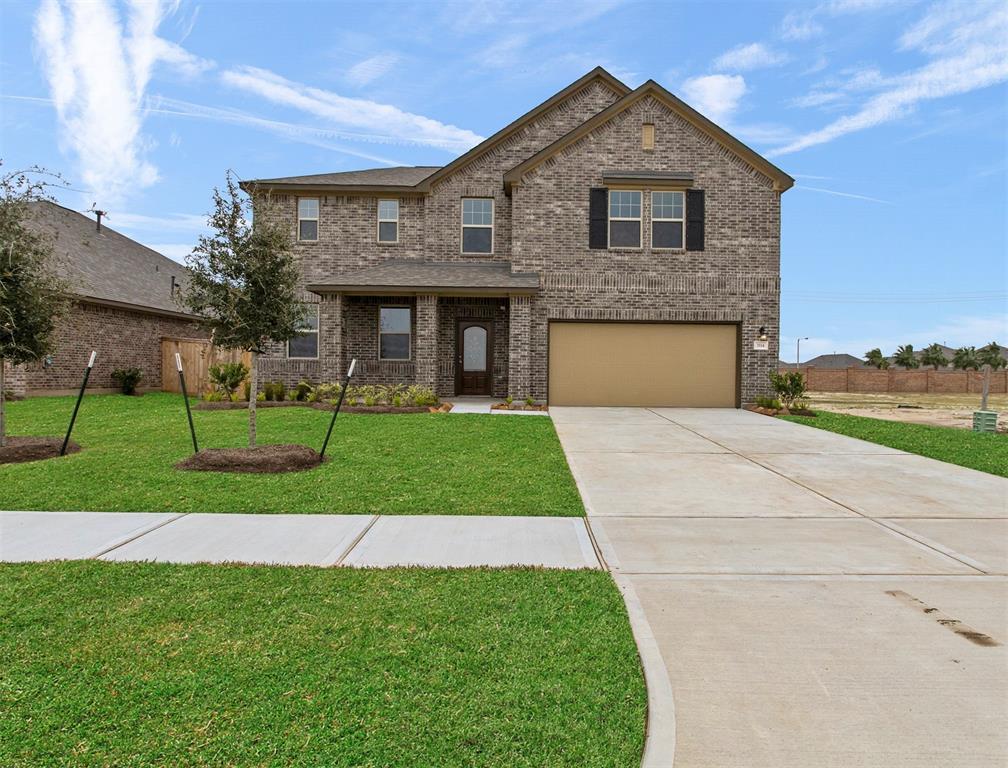 3114 Red Pebble Lane, Texas City, TX 77568