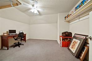 Bonus room on the second floor can be an exercise room, office, game room, move room or extra storage.