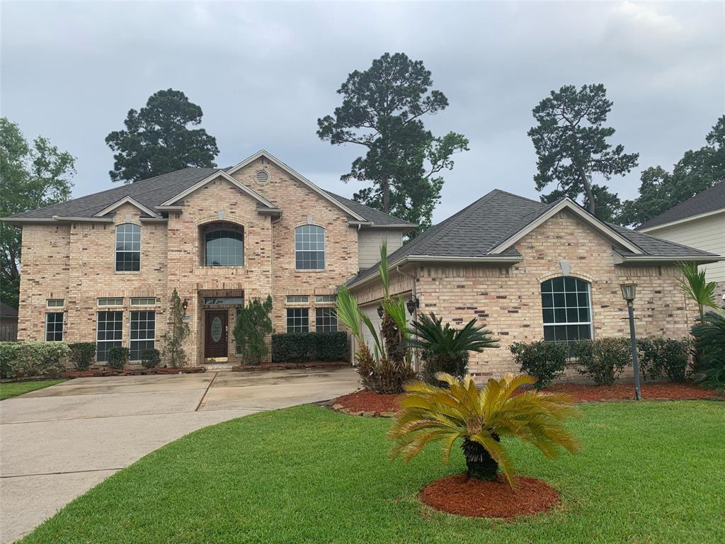 5910 Fairway Manor Lane, Spring, TX 77373