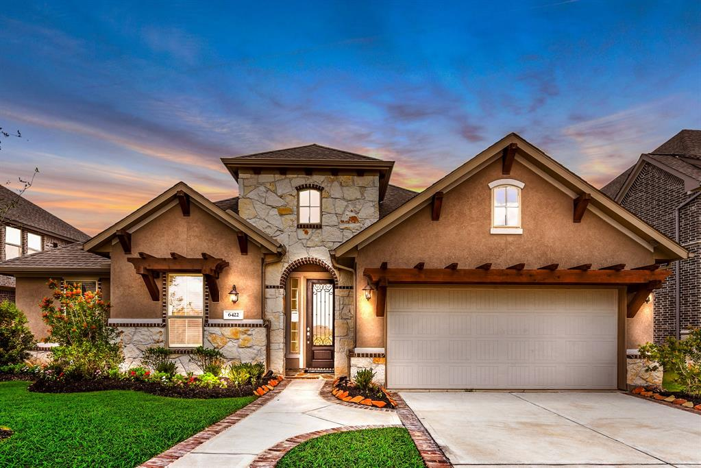 6422 Elrington Heights Lane, Katy, TX 77449