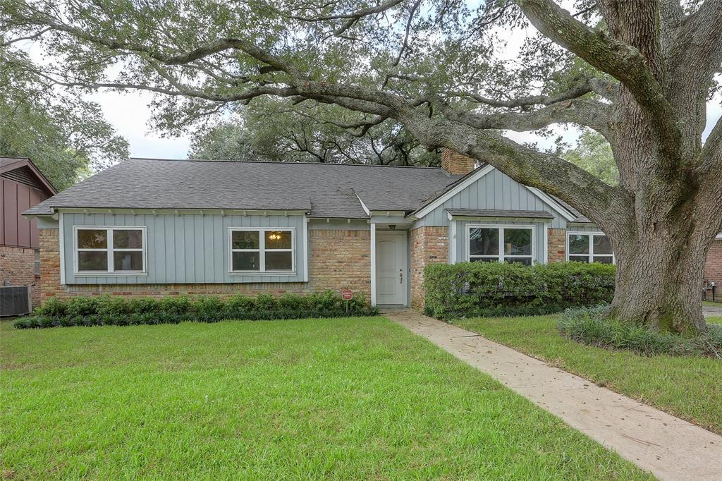 Beautifully updated 4 bedroom home with recent roof, new windows, and new landscaping. Check out the awesome oak tree.