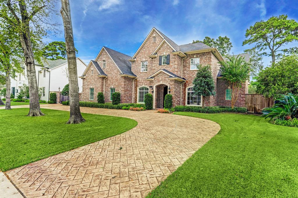 8934 Bace Drive, Spring Valley Village, TX 77055