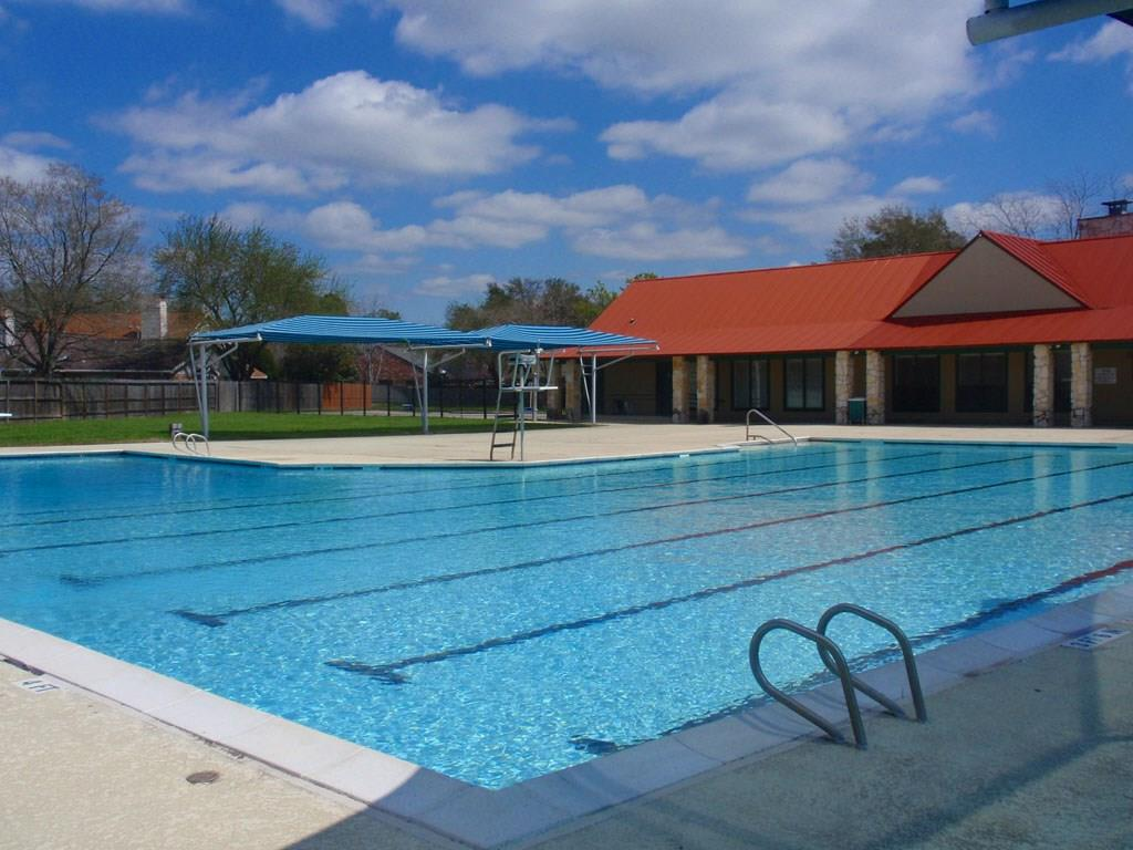 Cool off at the Winchester Country community pool.