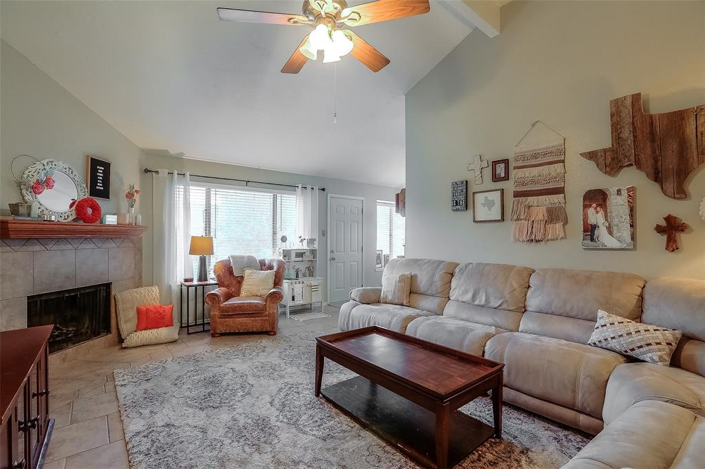 The functional floor plan with vaulted ceiling is perfect for families and entertaining.