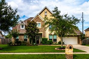 1708 Pampas Trail Drive, Friendswood, TX 77546