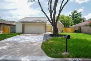 10507 Eagle Glen Drive, Houston, TX 77041