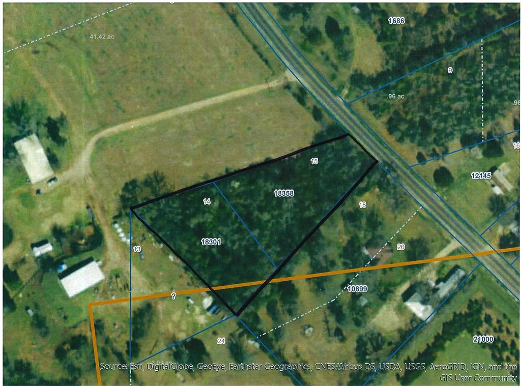 Nice tract of land located on FM 1280 just outside Lovelady City Limits. This property is almost 2 acres of land that is all brush and timber perfect for a home site. All utilities would be available for you to utilize. Call us to check this property out!