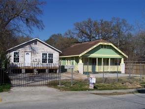 620 Thornton, Houston, TX, 77018