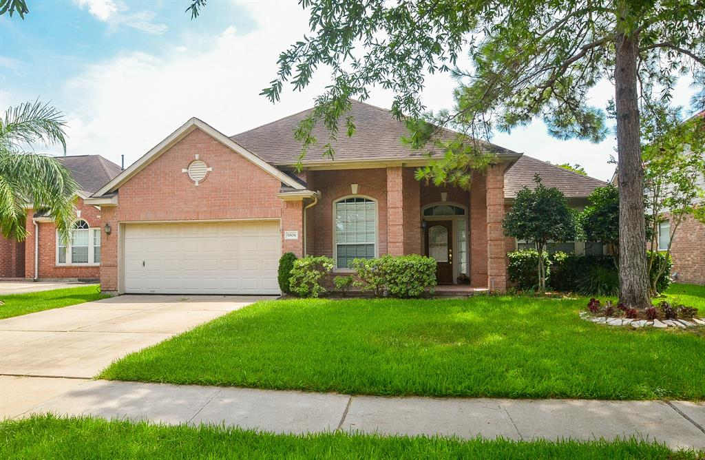Enjoy Living in gated Communitywith easy access to local amenities and freeways.Beautiful 1 story home offers new granite in Kitchen with stainless steel appliances. Fresh Paint and nice landscaping with private back yard and covered patio. Owners relocating, Bring All Offers.!!!!