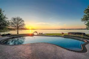Look at this amazing view of Lake Conroe right from your own backyard!