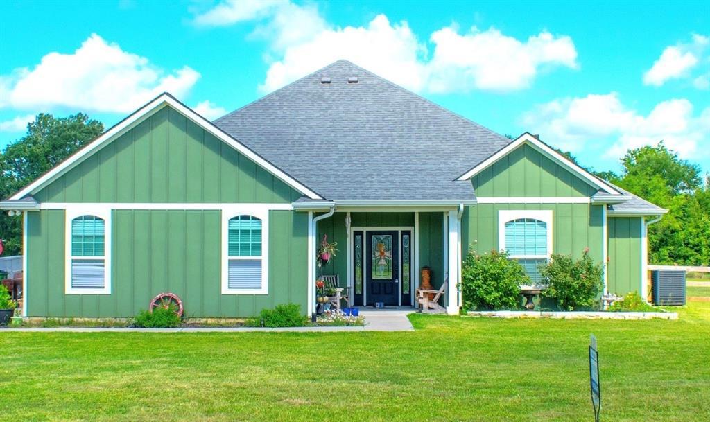 4132 Green Pastures, North Zulch, TX 77872