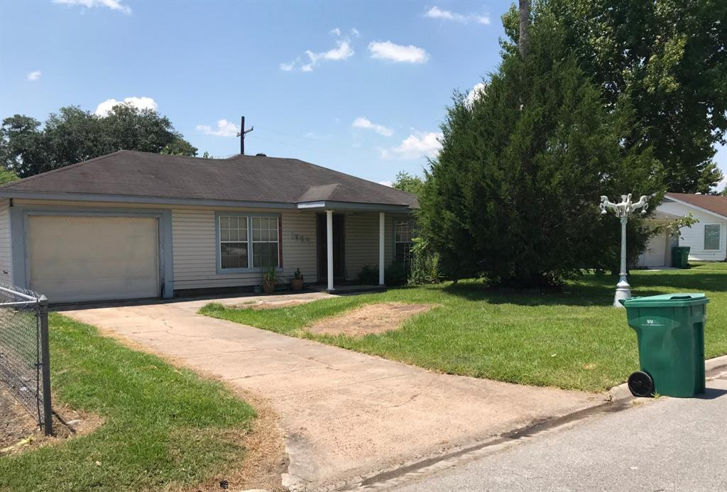 1507 Chapman Street, Orange, TX 77630