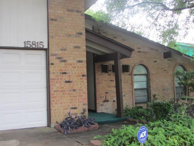 15815 Donforth Dr, Houston, TX 77053