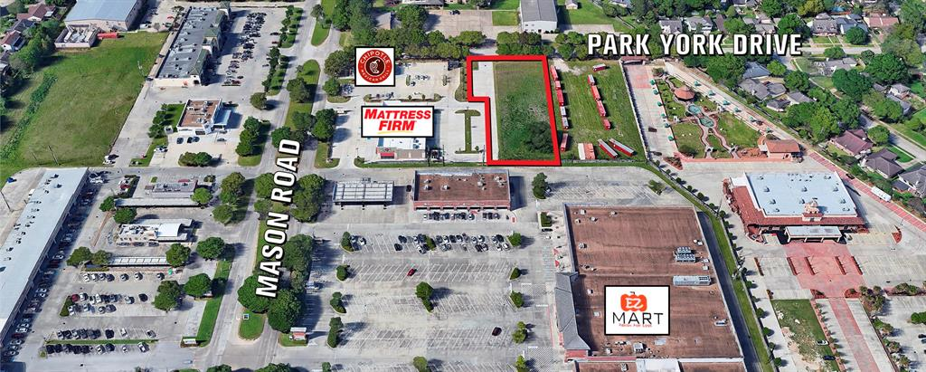 0 Park York Drive, Katy, TX 77450