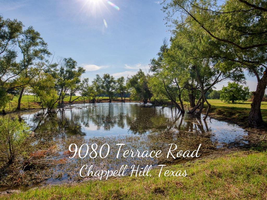 9080 Terrace Road, Chappell Hill, TX 77426