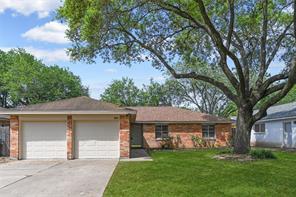 5334 Friar Tuck Drive, Katy, TX 77493