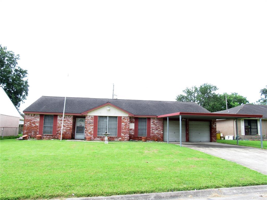 303 Harold Lane, Baytown, TX 77521