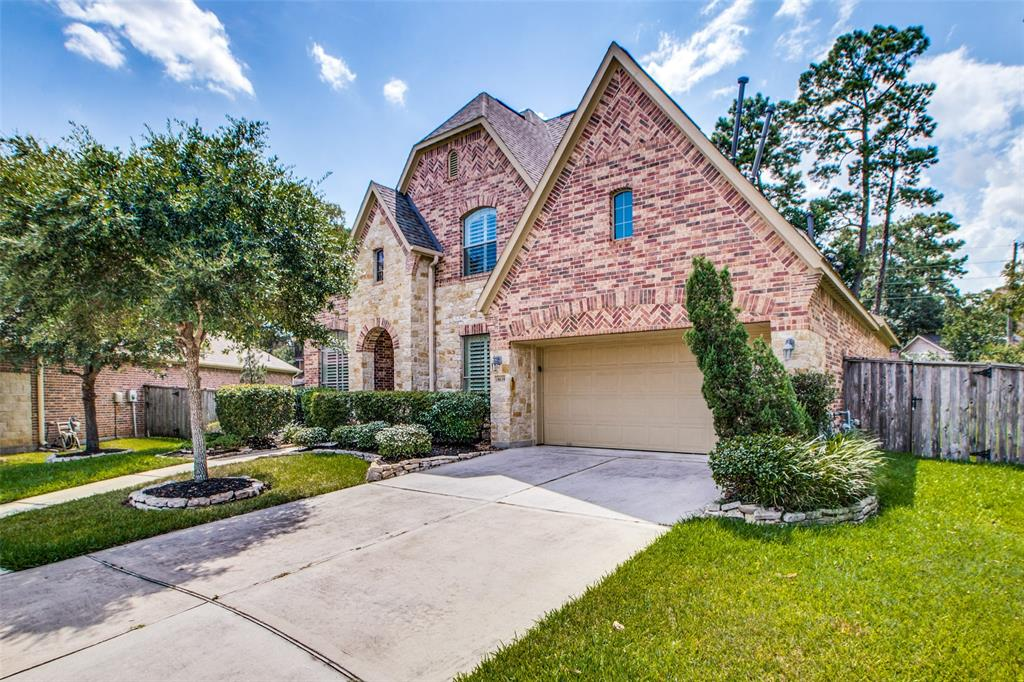 18639 Landrum Point Lane, Spring, TX 77388