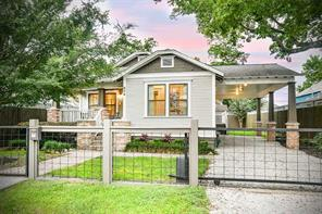 604 Vincent, Houston, TX, 77009
