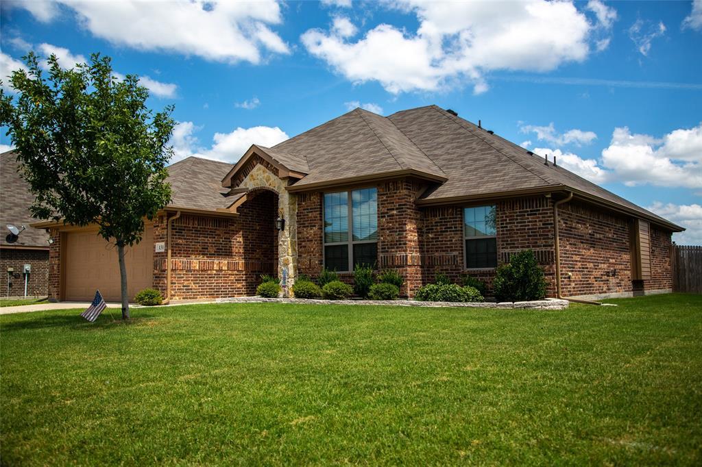 131 Haymeadow Drive, Crandall, TX 75114