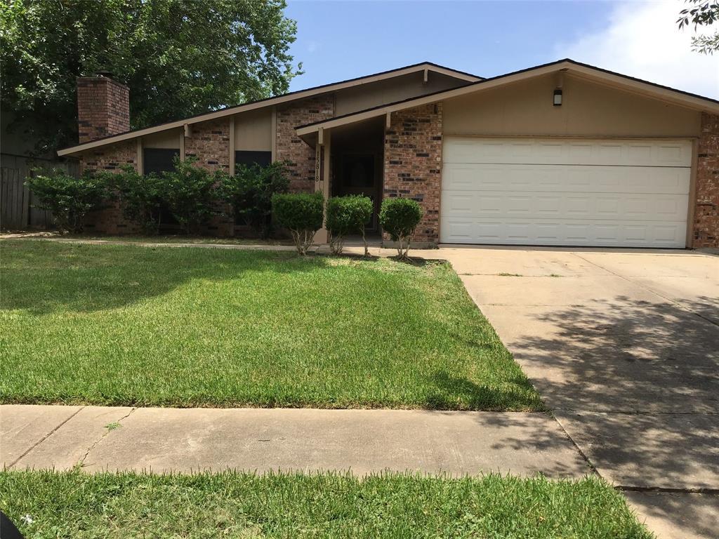 15818 Corsair Road, Houston, TX 77053