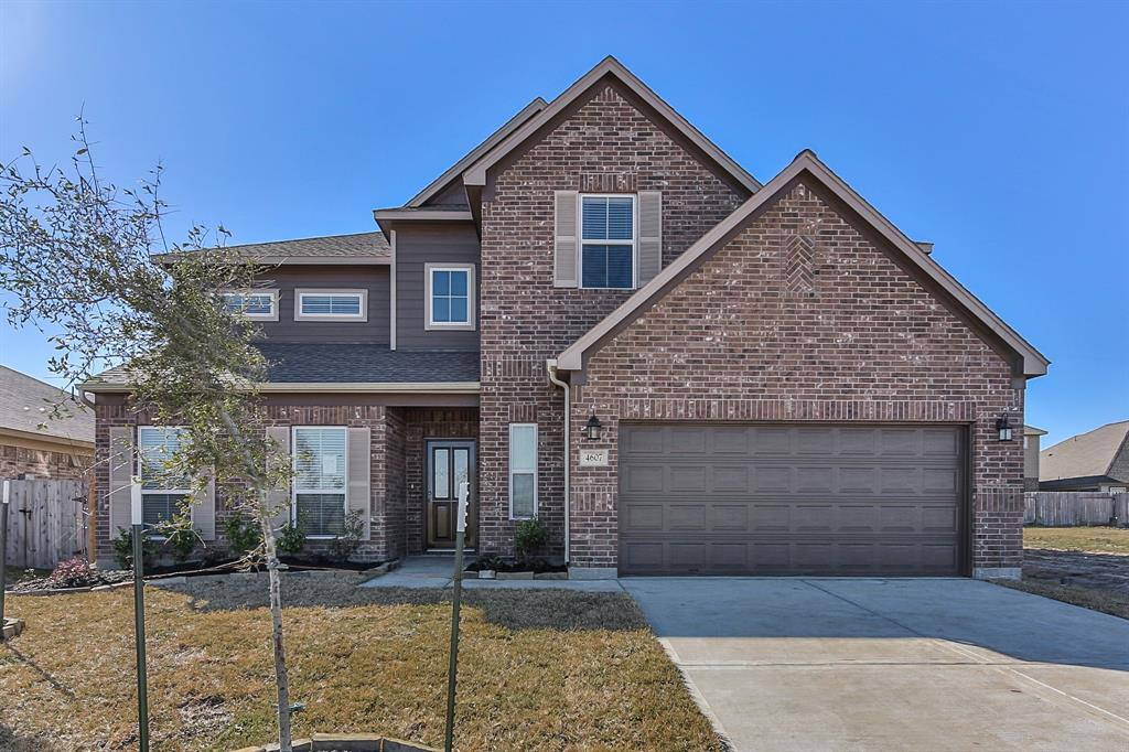 4530 Clara Rose Lane, Katy, TX 77449