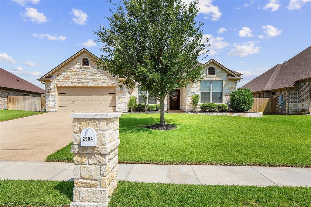 2904 Caney Court, Bryan, TX 77808