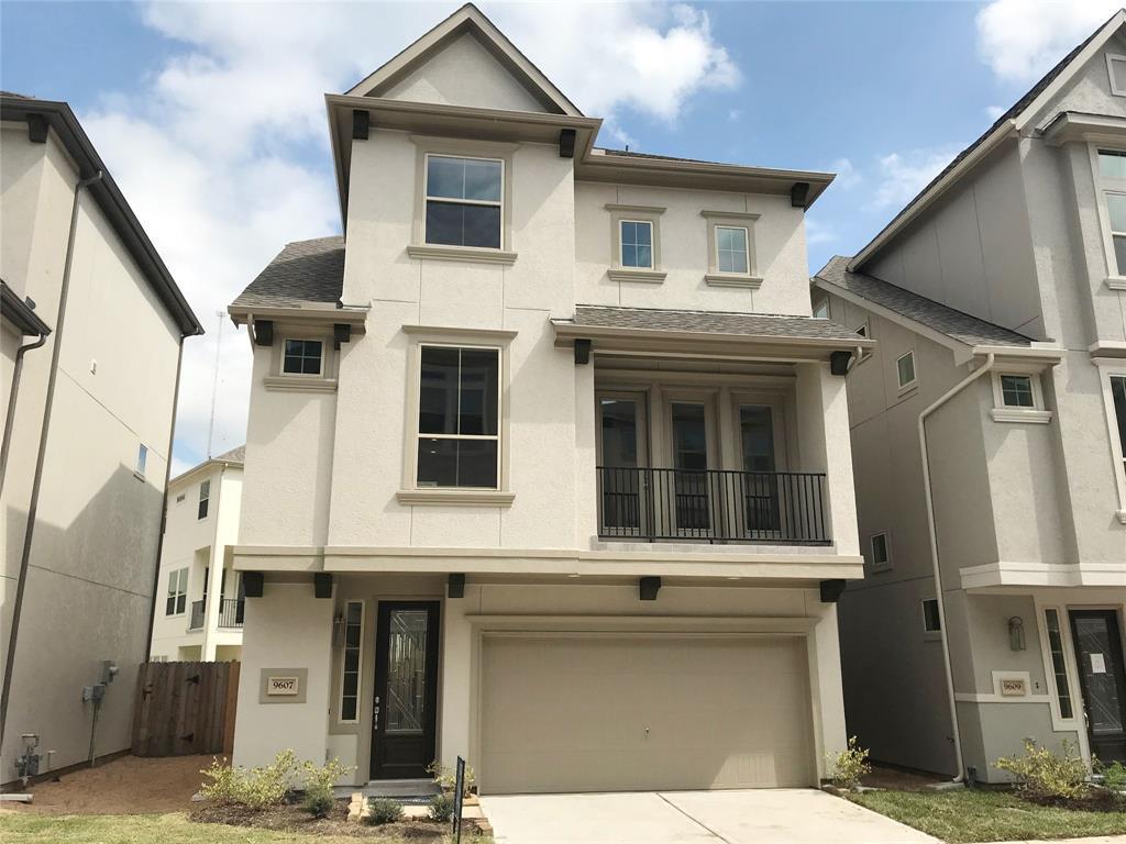 9607 Cambridge Manor Lane, Houston, TX 77045