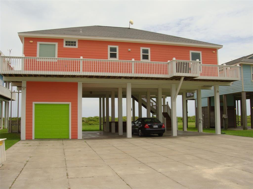 1818 Redfish Lane, Crystal Beach, TX 77650