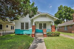 1127 Fugate Street, Houston, TX 77009