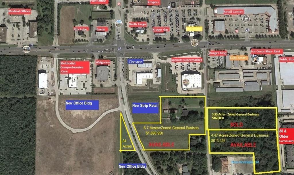 000 Cullen Boulevard, Pearland, TX 77584