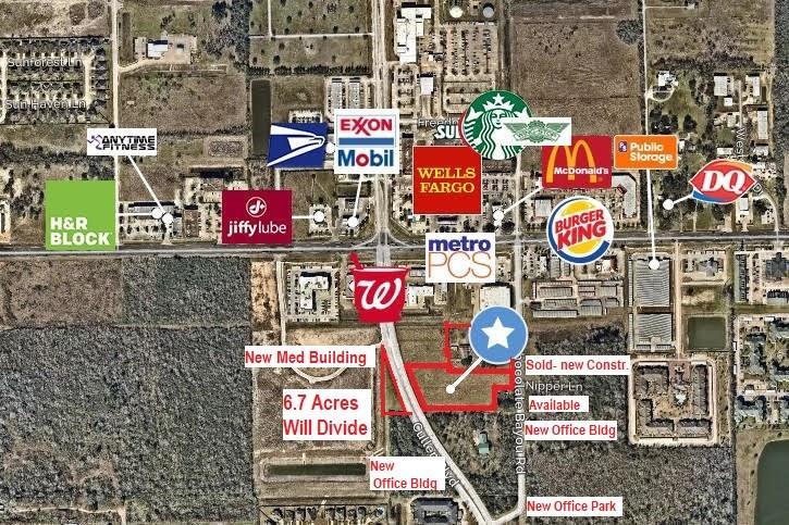 00 Cullen Road, Pearland, TX 77584