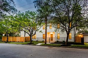 1658 vassar street, houston, TX 77006