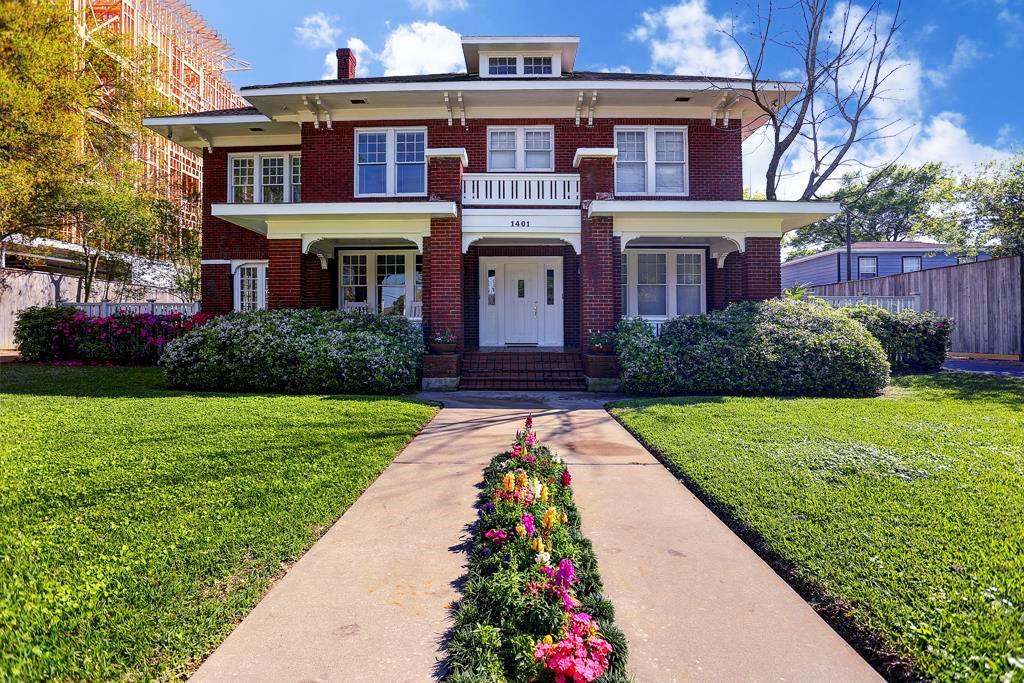 1401 Castle Court, Houston, TX 77006
